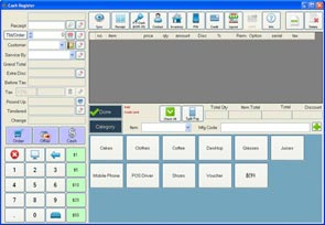 Online POS System and Offline POS Terminal