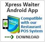 Malaysia Online Point of Sales System Xpress Waiter Mobile Ordering Android App