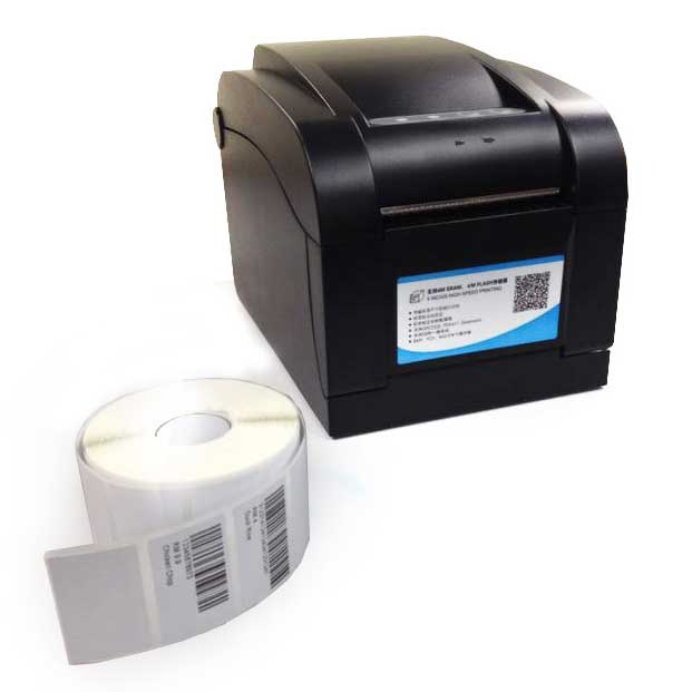 tsc tdp 245 thermal barcode printer offline pos system