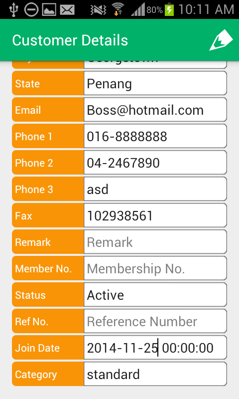 Point Of Sales System Malaysia Xpress Waiter Mobile