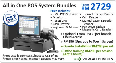 Malaysia Online Point of Sales System