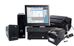 Optical Store POS System