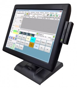 15 inch All in One Touch POS Terminal Pos Market