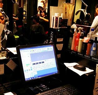 pos for salon