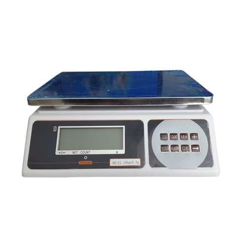 Weight Machine With Barcode Label Printer