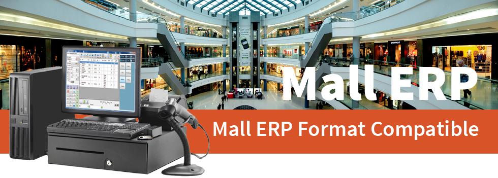 Mall ERP Setup