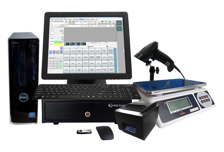 POS System Fresh Market Standard