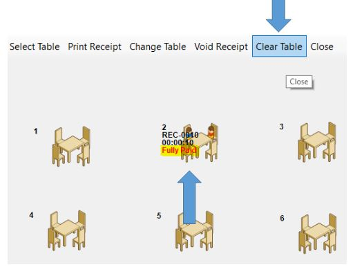 manual clear table 2
