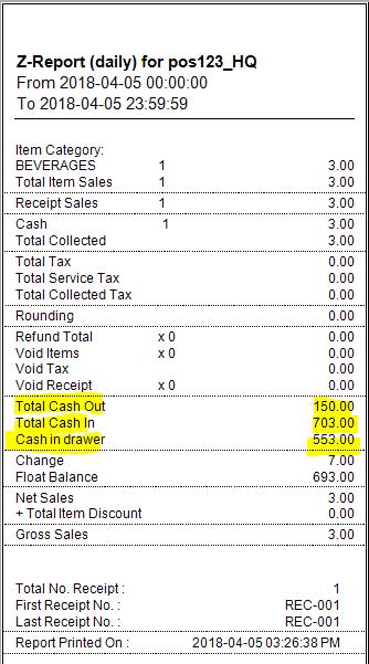 petty cash reports 2