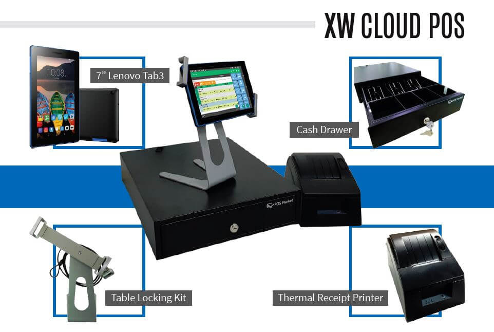 XW and Android Cloud POS