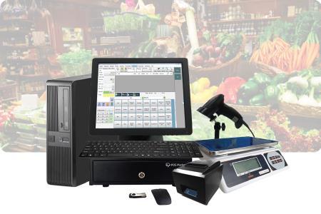 POS System Fresh Market