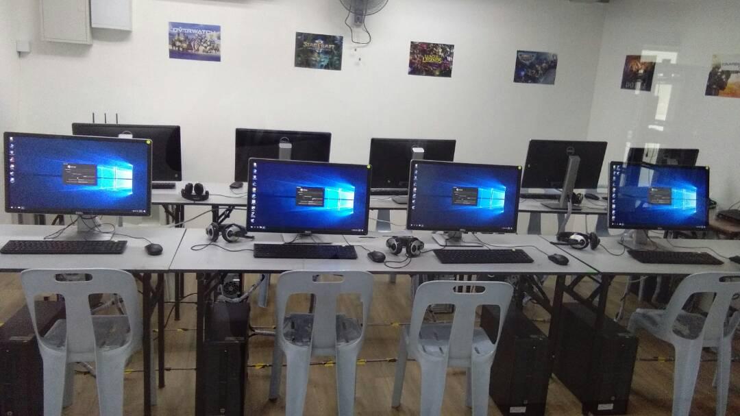 Internet Café POS System