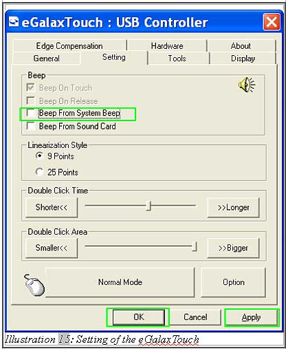 1 1 How To Install eGalaxTouch Driver – Offline POS Terminal