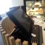 pos system setup bakery cafe