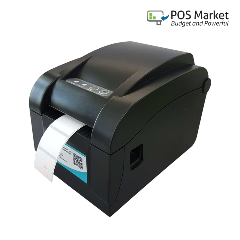 Thermal Barcode Printer USB with Free Software