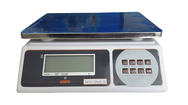 Weight Machine POS Market