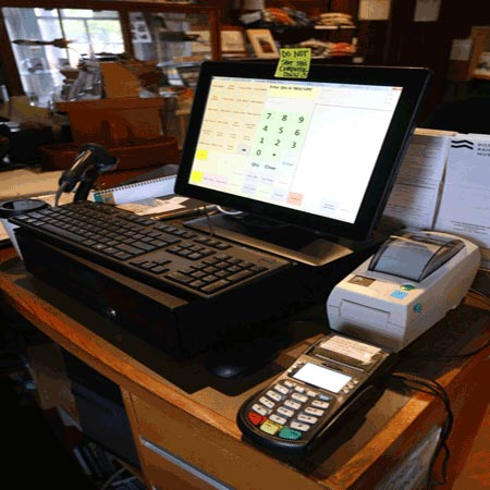 pos for bookstore