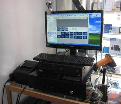 live pos system demo setup