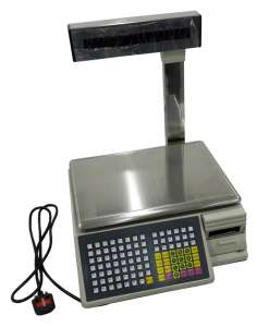 pos system weight machine