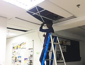 pos system cctv installation