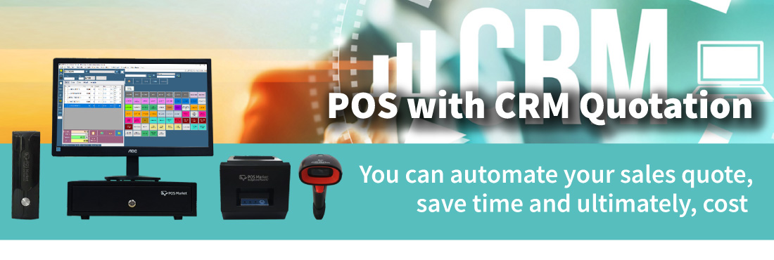 crm quotation pos system