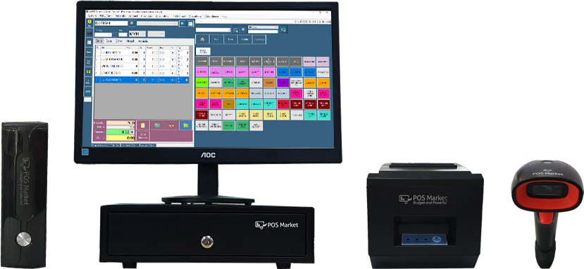 Mini PC POS System