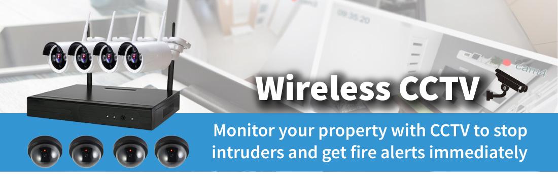 pos system wireless cctv