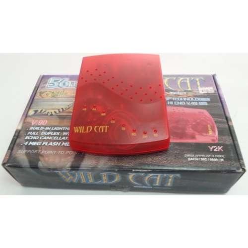 Wild Cat 56K Modem