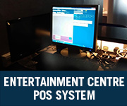 entertainment centre pos system