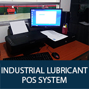 industrial lubricant pos system