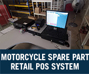 motorcycle spare part retail pos system