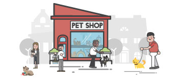 pet shop pos system