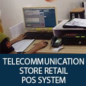 telecommunication retail store pos system