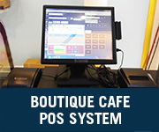 Boutique Cafe POS System