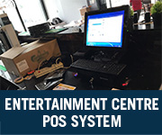 Entertainment Center POS System