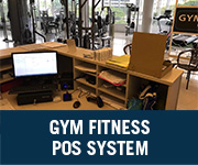 Gym Body Building and Fitness POS System