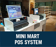 Retail Mini Mart POS System