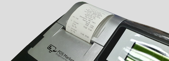 cash register 58mm paper roll