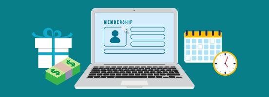 mall erp membership