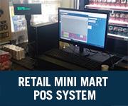 Retail Mini Market POS System