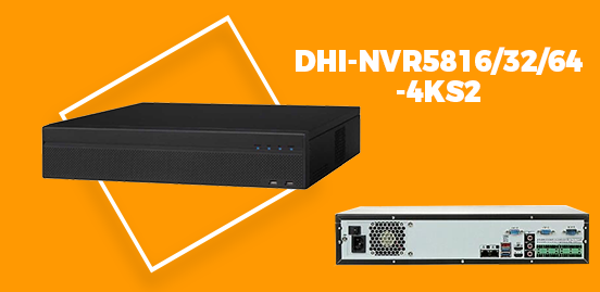 DHI-NVR5816-32-64-4KS2
