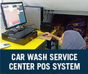 Car Wash Service Center POS System