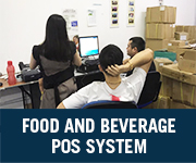 Food and Beverages POS System