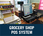 Grocery Shop POS System