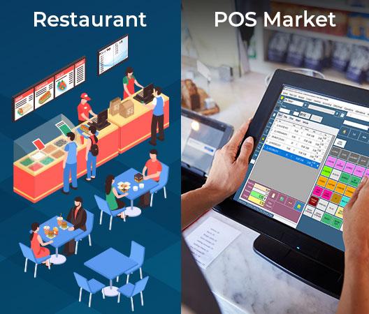 queue manager integration restaurant queue management pos system