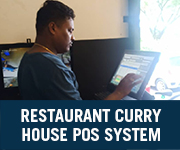 Restaurant Curry House POS System