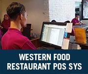 Western Food Restaurant POS System