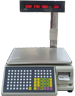 BMO Online POS System Weight Scale with Barcode Label Printer