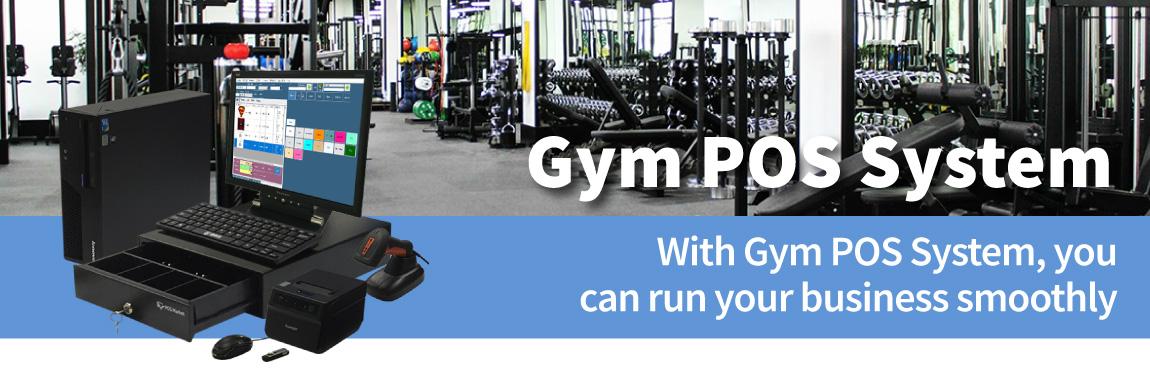 gym pos system