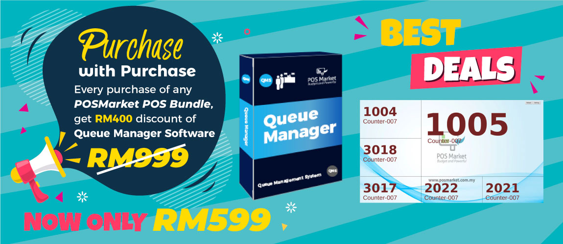 purchase with purchase queue manager software